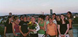 Abschied Annina 2006